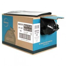 Garbage Bags 26X36 Rolls Frost 500
