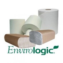 Roll Towel White 8' 24 Rolls/205'