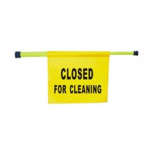 Closed For Cleaning Sign