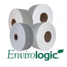 Toilet Tissue Jumbo  2 Ply Embossed